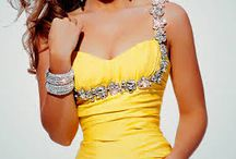 Prom Dresses / Make a special prom dress at a lower price then purchasing it.