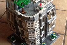 Archtecture Haus / Archtecture  Büro  Mit Besprechungszimmer ,Empfangshalle, Büroräume, Küche , Dachterasse,