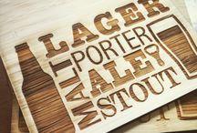 Beer Coasters / Podkładki pod piwo