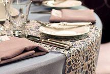 Table Top Linens & Magic