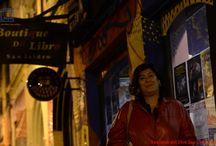 Almudena Grandes en La Boutique del Libro San Isidro