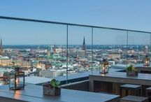 Rooftop Bars DE, AT, CH