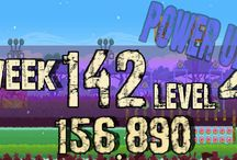 Angry Birds Friends Week 142 power up / Angry Birds Friends Tournament Week 142  all Levels power up HighScore , 3 star strategy High Scores no power up visit Facebook Page : https://www.facebook.com/pages/Angry-birds-for-play/473374282730255 blogger page : http://angrybirdsfriendstournaments.blogspot.com/ twitter : https://twitter.com/carloce_kiven