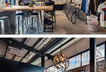 bike shop design