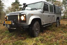 Land Rover / Land Rover in het algemeen en de Defender reeks in het bijzonder