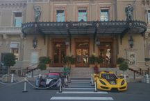 SIN R1 GT4 in front of Casino Monte Carlo / Great interest in front of Casino Monte Carlo to the race car Sin R1 as benchmark for the exhibition Top Marques which begins today.  Top Marques Monaco is held every year under the patronage of Prince Albert II, billed « the most exclusive show in the world », will take place at the Grimaldi Forum, from the 20th to the 23rd of April 2017 showing the most luxurious cars, boats, watches and jewels.  The racing car Sin R1 GT4 will attract the visitors in Monaco till 23rd of April.