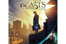Fantastic Beast / Merchandise based on the film Fantastic Beast.