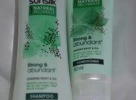 New Sunsilk Recharge shampoo