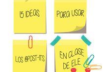 Ideas y actividades para clase ELE