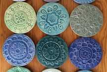 ceramics * bottle * decanters * bottle stoppers  * coasters etc