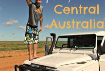 Central Australia Road Trip / Great sights, great places to stop along the way