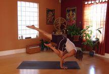 yoga / by Doe Siroros