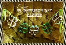 St Patrick's Day / Ideas, techniques and tutorials for making St. Patrick's Day crafts and parties