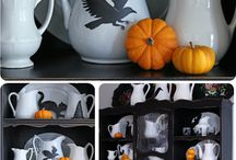 Halloween / The spookiest crafts, projects, recipes, party ideas and DIY's!