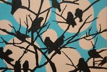 The Bird : Colours