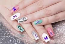 Awareness / Causes Nail Art