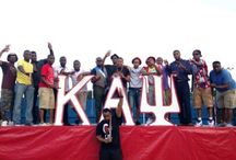 Greek Life / About African-American Sororities and Fraternities.