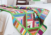 Quilts, Quilting, & more / Sewing Projects, my own and those I'd like to make some day. / by Maria Powers