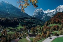 Berghotel Rehlegg / The Berghotel Rehlegg is situated in the national park, embedded in the stunning scenery of the Alps. Enjoy breakfast at the hotel with magnificent views of the majestic Watzmann, Göll and Brett mountains as well as the Hochkalter.