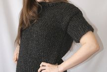 Isländische Lopi Wolle / Islandic lopi wool / Stricksachen aus Lopi Wolle / knitwear of islandic Lopi wool