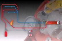 watermist blusinstallatie / Watermist systemen zijn een afgeleide van sprinklerinstallaties. Beide gebouwgebonden brandbeveiliging installaties dienen hetzelfde doel. Namelijk een brand direct blussen om uitbreiding te voorkomen. Hierom zijn watermist blusinstallaties zeer geschikt in gebouwen voor het borgen van de persoonlijke veiligheid, inventaris en kostbare goederen of installaties. Watermist blussystemen zijn ook sneller dan een sprinklerinstallatie te installeren. Advies watermist blussysteem? Neem contact op.