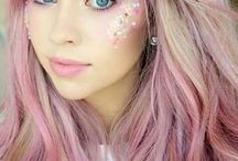 Festival Make-up Ideas | PARTY TOWN