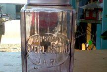 Beautiful Antique Jars
