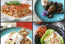 HEALTHY RECIPES / Healthy recipes that are delicious and still keep you on track! This board is closed to new contributors