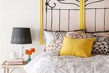 Our bedroom / by Megan Mulligan