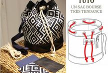 DIY vêtements, sacs et accesoires