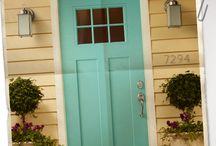 Curb appeal / by Sara Gusse