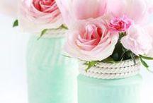 Blumenvasen