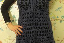 crochet adults / by Ann Hutchings