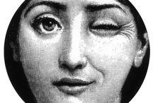 Fornasetti faces