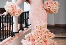 vestidos aire flamenco / by sara Sarita sarinis