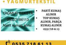 Kavacık kumaş alanlar 05357186113 # Kavacık kumaş alınır