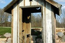 Sheds / by Nancy Lanouette