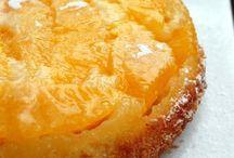 tatin à l'orange