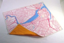 territoires / A board about maps, lands, cartography and scales, and its applications in many fields of art / by María Prada