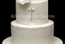 Baptizing cakes