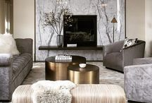 Living room / Interior ideas for a sophisticated living rooms