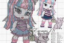 Monster High Charts