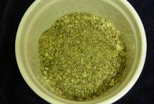 Seasoning mixtures