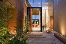 Front Doors/ Entrances