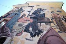 Urban Art in Portugal