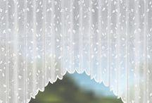 Net Curtain Jardiniere