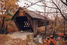 Covered Bridges / by Linette Terry