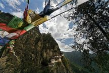 Bhutan / Some photos of Bouthan and its rituals taken by Matthieu Ricard