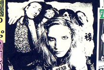 Seattle / Grunge era photos and stills from my latest shoot in seattle