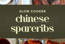 Food / Spare ribs
